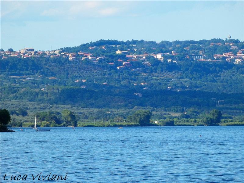San Lorenzo Nuovo sul lago di Bolsena